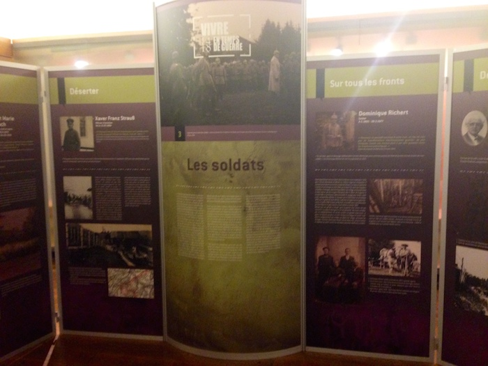 expo guerre 14-18 mulhouse