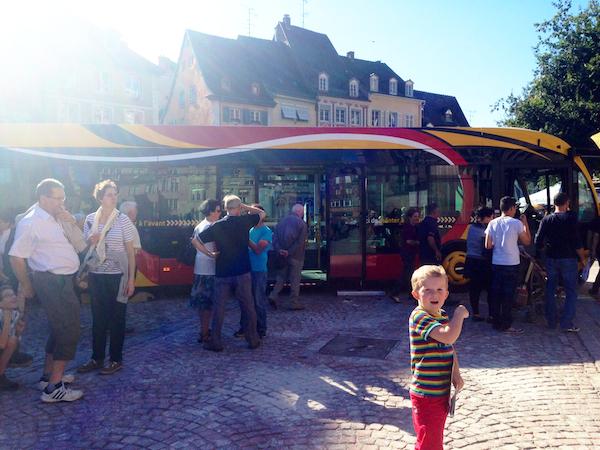 tram bus mulhouse