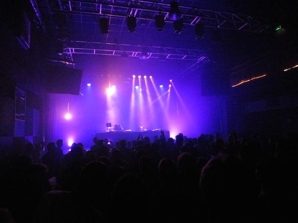 noumatrouff lors du concert de DJ Krush