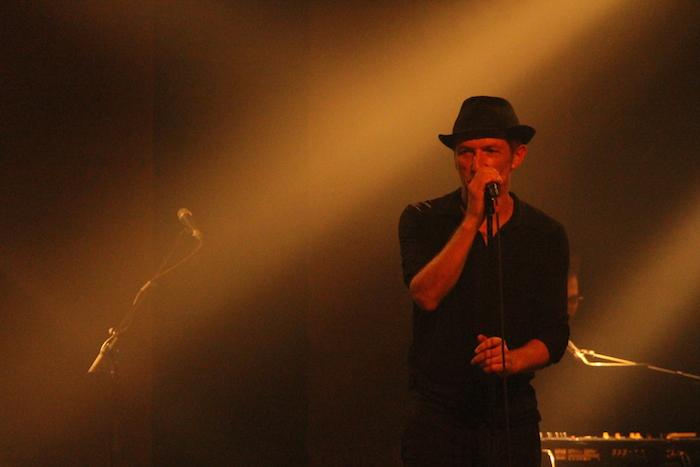 miossec en concert au noumatrouff de Mulhouse