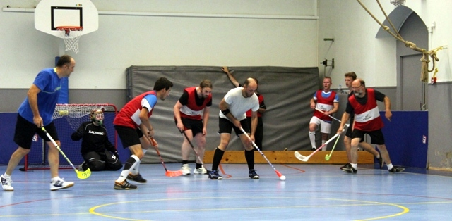 Aigles Mulhouse Floorball Club - © My-Mulhouse.fr