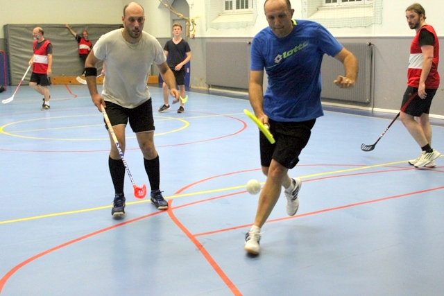 les aigles floorball