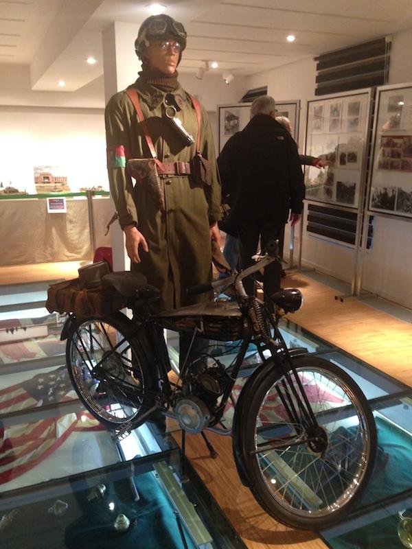l'équipement d'un soldat de la seconde guerre mondiale