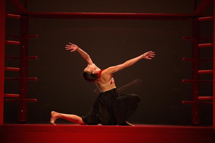 Nò par le ballet de l'Opéra National du Rhin