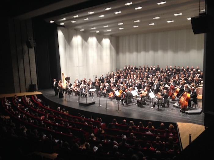 cléopâtre par l'orchestre symphonique de Mulhouse