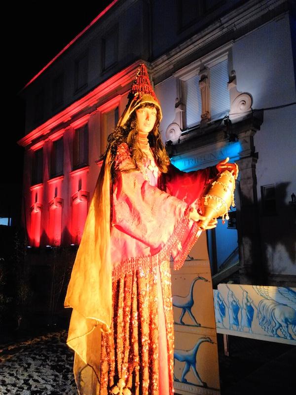 conte oriental foret enchantee