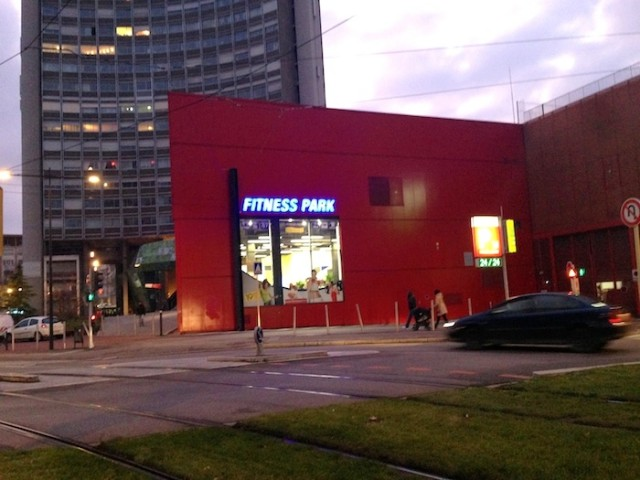Fitness Park - © My-Mulhouse.fr