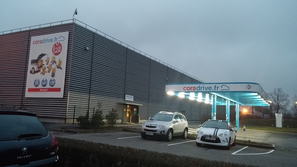 Cora Drive, Mulhouse