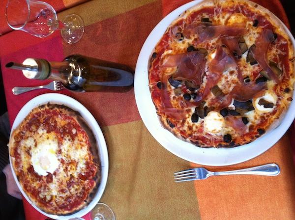 Les pizzas de Casa Pepe, Mulhouse
