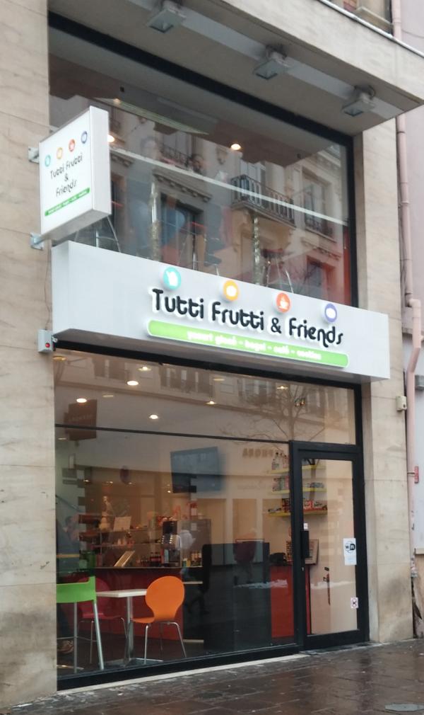 Tutti Frutti - rue du Sauvage - © My Mulhouse