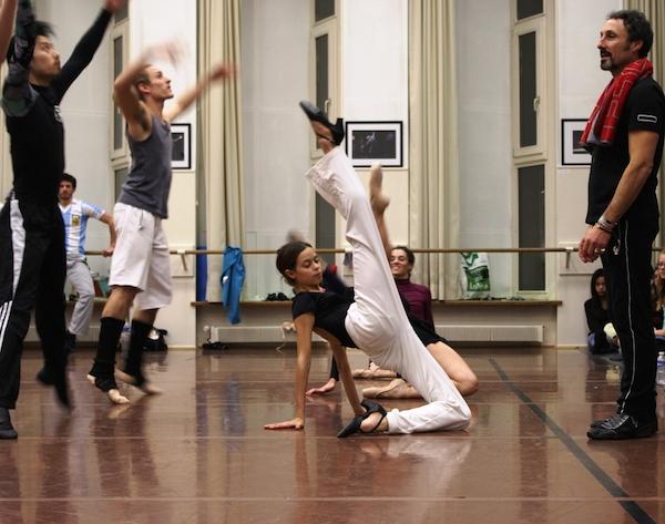 Valeria Quintana Velasquez du Ballet de l'Opéra national du Rhin - © My-Mulhouse.fr