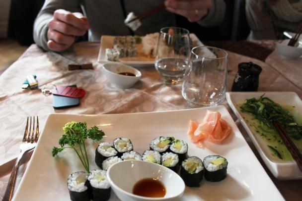 Mon assiette au premier plan - © My-Mulhouse-.fr
