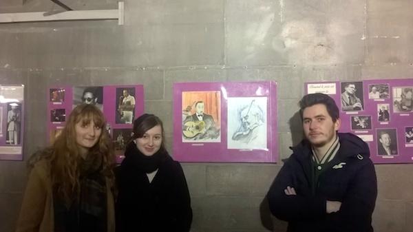 Les étudiants d'Hérodote Histoire-Culture - © My-Mulhouse.fr