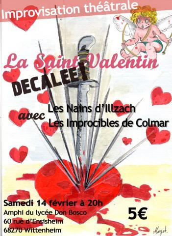 Saint Valentin decalee Nains provisateurs 14022015