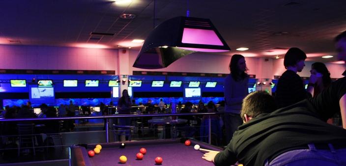 bowling près de mulhouse