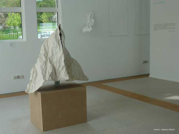Une des œuvres présentées à la fondation ©Pascale Begat pour My Mulhouse.