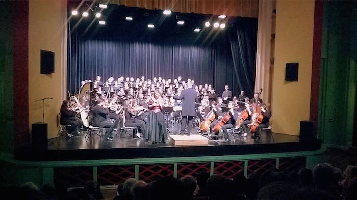 choeur orchestre uha melanie moussay
