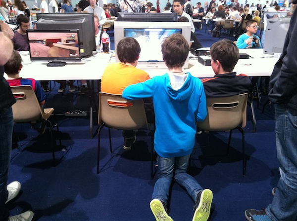 Happy Games : les jeux vidéo remportent toujours un franc succès ! ©My-Mulhouse.fr