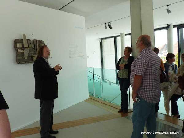 Une visite guidée avec Auguste Vonville ©Pascale Begat pour My-Mulhouse.