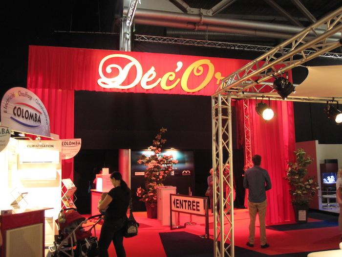 Expo Déc'Or à la Foir'Expo Mulhouse 2015
