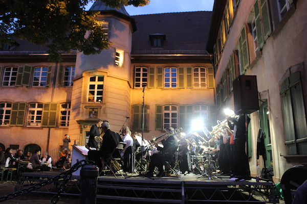 jazz band musique st barthelemy