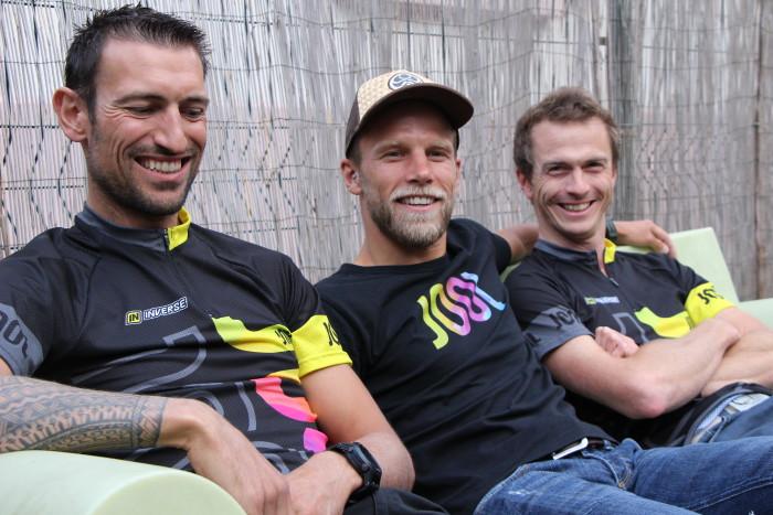 Fred, Guillaume et Luc, toujours de bonne humeur ! - © My-Mulhouse.fr