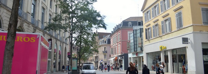 shopping mulhouse