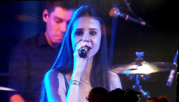 A 17 ans à peine, Marina Kaye a déjà une maturité et une voix impressionnante ! ‐ © My-Mulhouse.fr