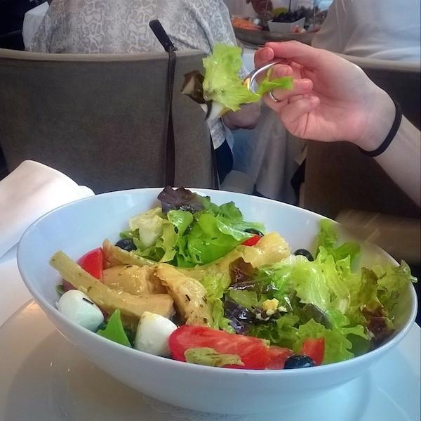 Salade végétarienne - © My-Mulhouse.fr