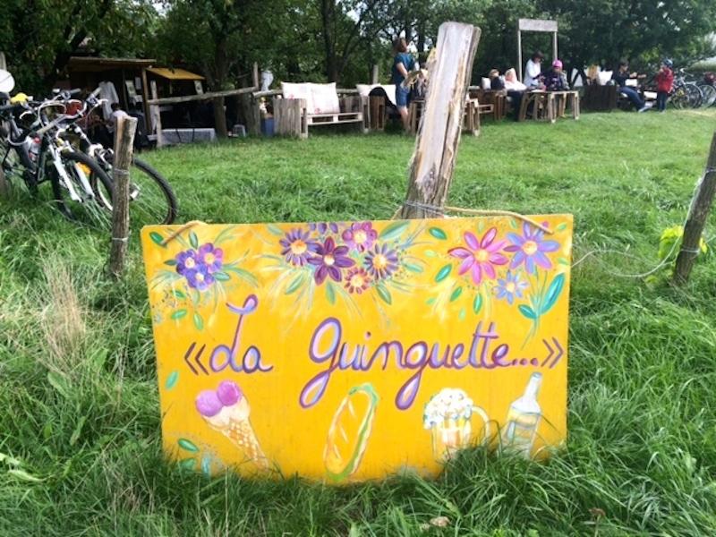 Bienvenue à la Guinguette d'Illfurth ! -© My-Mulhouse.fr