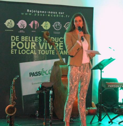 Mélodie Beaumlin, créatrice du Pass Eco Bio - © My-Mulhouse.fr