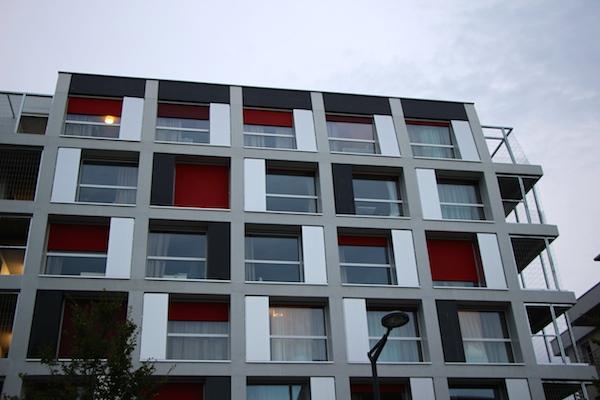 La résidence du Quai, au quartier Fonderie - © My-Mulhouse.fr