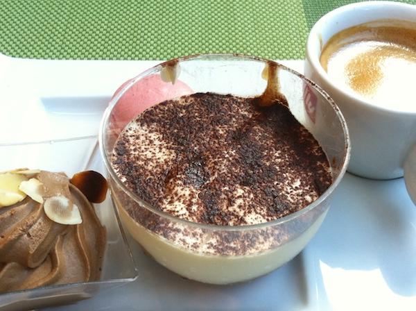 Un café gourmand très...gourmand - © My-Mulhouse.fr