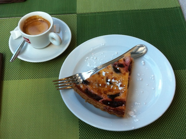 Hmmmm la bonne tarte maison ! - © My-Mulhouse.fr