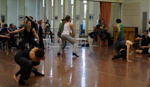 Répétition publique au Centre chorégraphique - ©Aurore Keller pour My Mulhouse