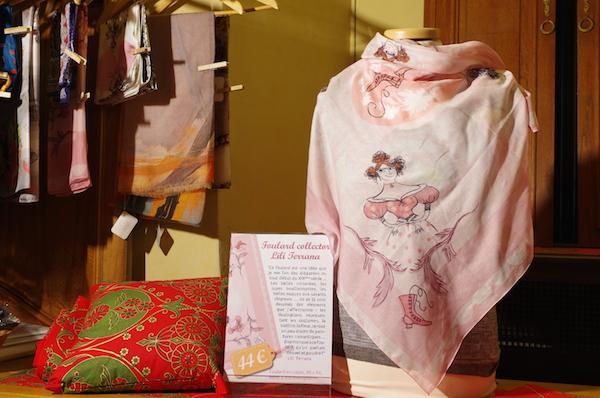 foulard collector lili terrana