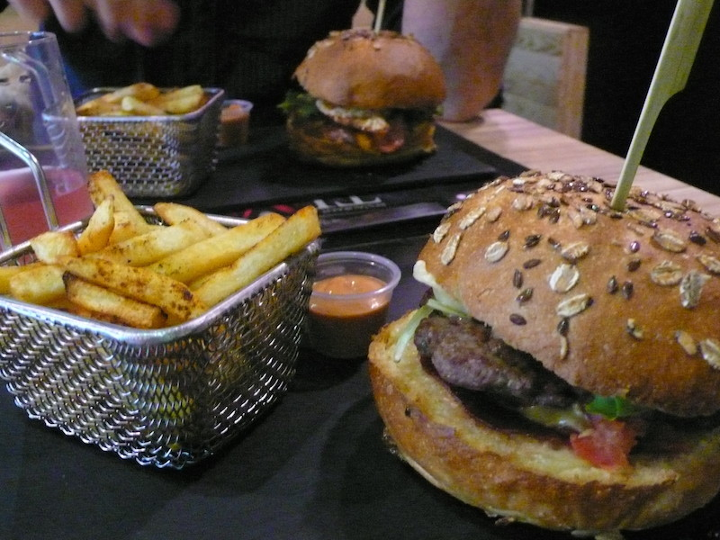hamburgers mulhouse