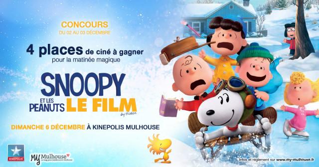 Matinée magique : le dimanche 6 décembre à partir de 10h15 au Kinépolis Mulhouse