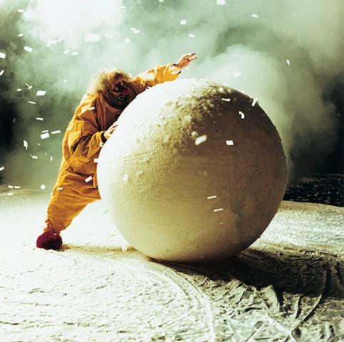 Slava's Snowshow, une succession de tableaux tous plus merveilleux les uns que les autres - © V. Vial