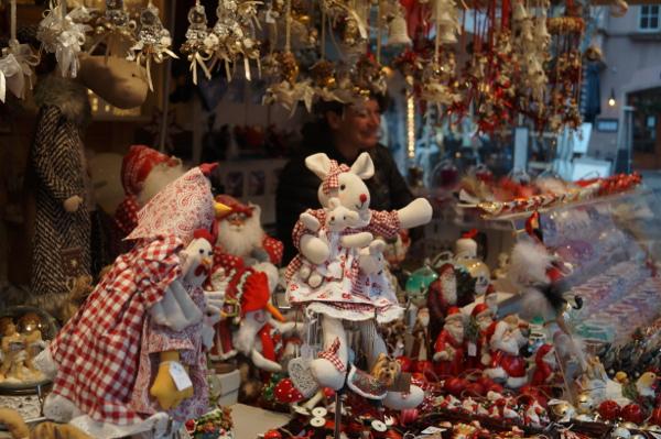 Cabane « Traditions de Noël » - ©Aurore Keller pour My Mulhouse