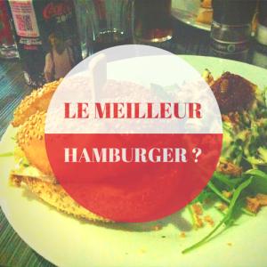 Meilleur hamburger
