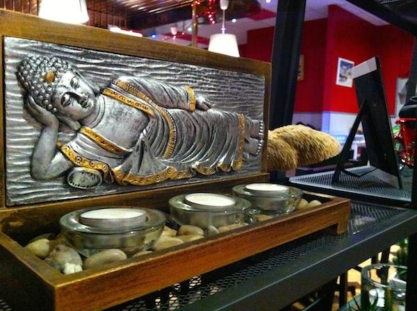 Bouddha veille... - © My-Mulhouse.fr