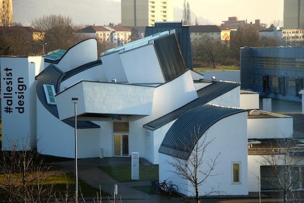 Le Vitra Design Museum de Frank Gehry - © My-Mulhouse.fr