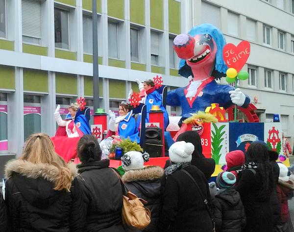 carnaval cavalcade