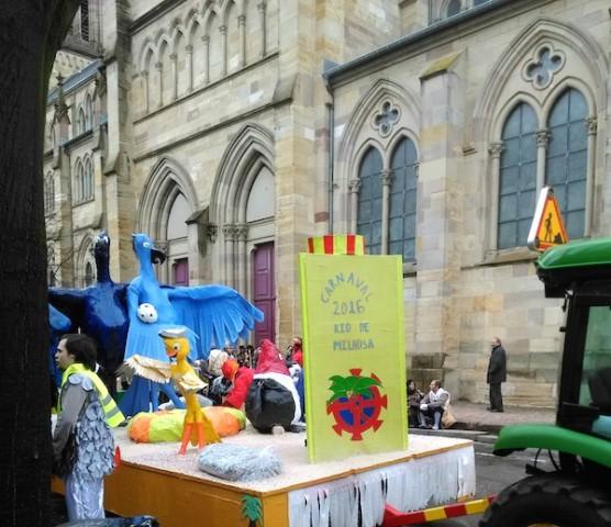 carnaval mulhouse rio de milhusa