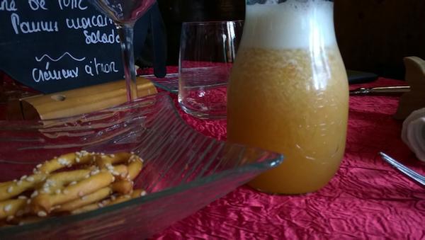 cocktail fruits frais aux trois rois