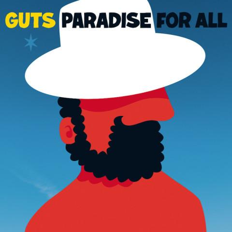 2 places à gagner pour le concert de GUTS au Noumatrouff le25 marsà 20h30