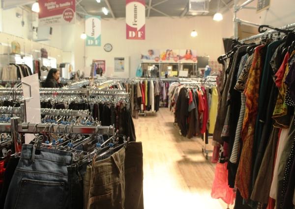 Types de vêtements, tailles, prix : tout est organisé - © My-Mulhouse.fr