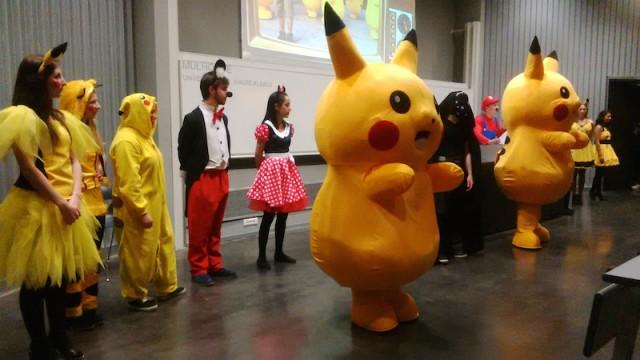 Des Pikachus partout ! - © My-Mulhouse.fr