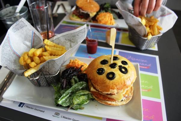 resto alsacien hamburger